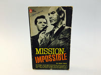 Mission Impossible TV Series Novelization 1967 Paperback - LaCreeperie