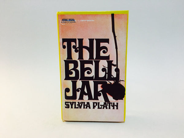 The Bell Jar by Sylvia Plath 1988 Edition Permabound Hardcover - LaCreeperie