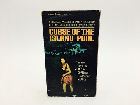 Curse of the Island Pool by Virginia Coffman 1965 Paperback