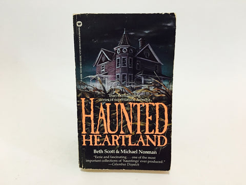 Haunted Heartland by Norman & Scott 1986 Paperback