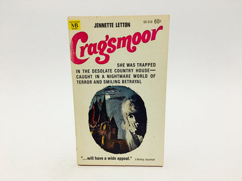 Cragsmoor by Jennette Letton 1968 Paperback