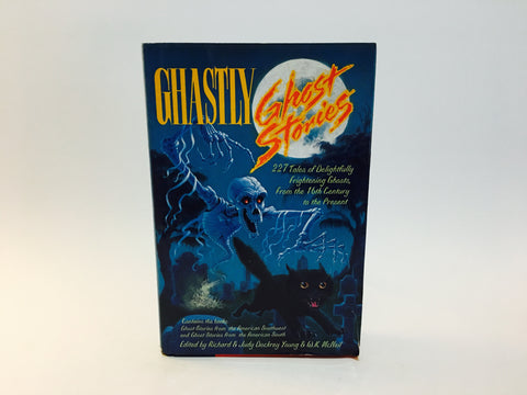 Ghastly Ghost Stories / American Southwest 1993 Hardcover Anthology