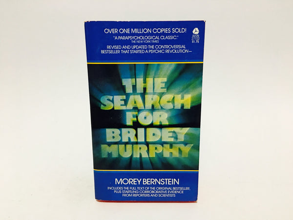 The Search for Bridey Murphy by Morey Bernstein 1975 Paperback - LaCreeperie