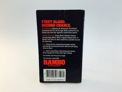 Rambo: First Blood Part II Film Novelization 1985 1st Edition Paperback - LaCreeperie