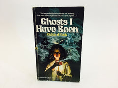 Ghosts Have I Been by Richard Peck 1985 Paperback - LaCreeperie