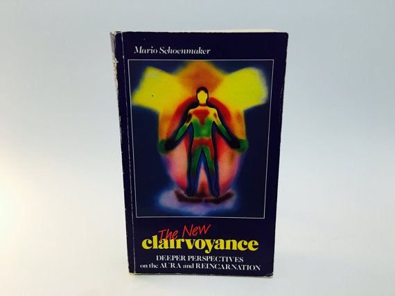 The New Clairvoyance by Mario Schoenmaker 1988 UK Edition Softcover - LaCreeperie