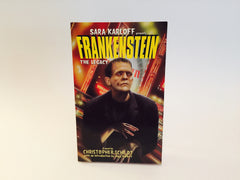 Frankenstein - The Legacy by Christopher Schildt 2001 Paperback - LaCreeperie