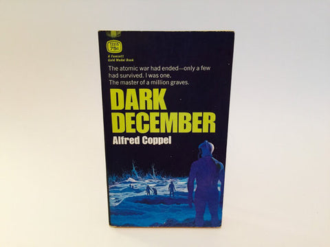 Dark December by Alfred Coppel 1970 Paperback