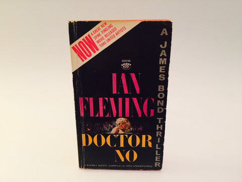 Doctor No by Ian Fleming 1965 Paperback