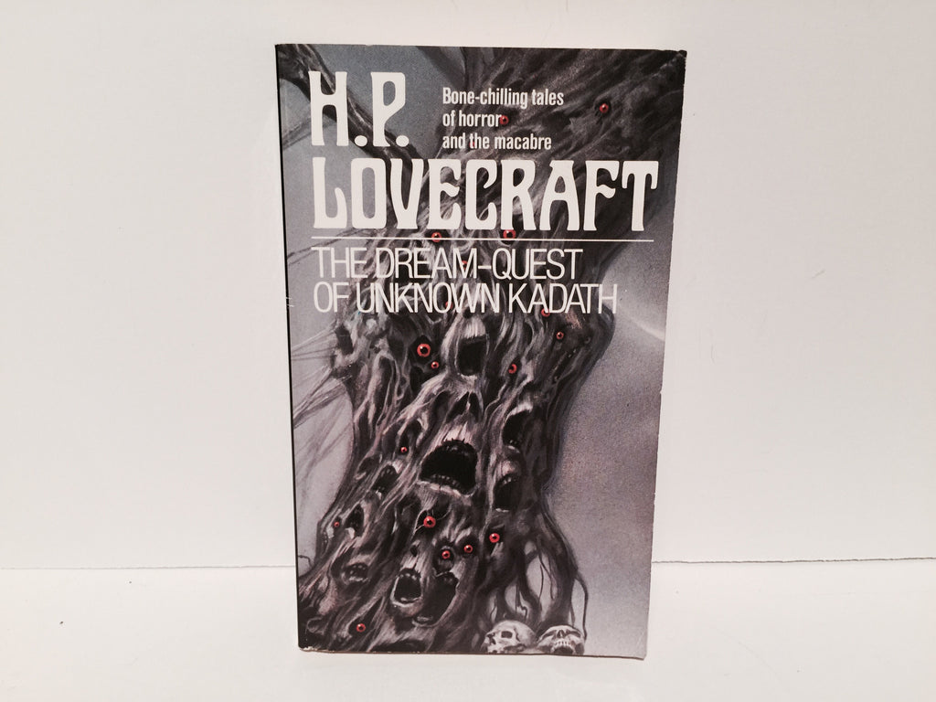 The Dream-Quest of Unknown Kadath by H.P. Lovecraft 2000s Paperback Anthology - LaCreeperie