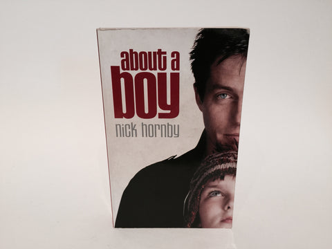 About A Boy by Nick Hornby 2002 Movie Tie-In UK Edition Paperback