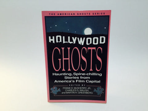 Hollywood Ghosts 1991 Softcover Anthology