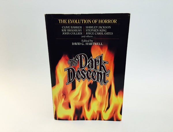 Dark Descent 1987 First Edition Softcover Anthology