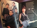 The Cure by Jo-Ann Greene Softcover 1986 Photos & Info