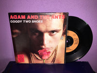Adam Ant - Goody Two Shoes 7 inch 45 RPM Single Picture Sleeve POSTER UK Import 1982