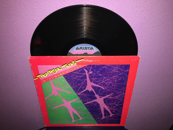 Thompson Twins - In The Name of Love Vinyl LP 1981 UK Pop Synth