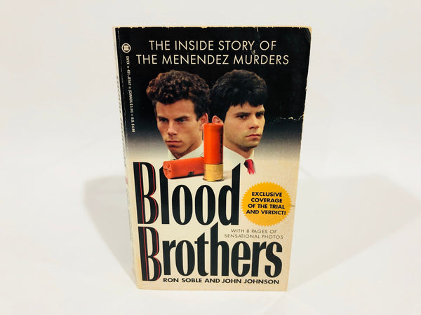 Blood Brothers by Ron Soble & John Johnson 1994 Paperback