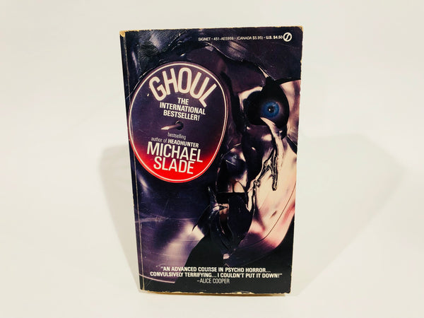 Ghoul by Michael Slade 1989 Paperback