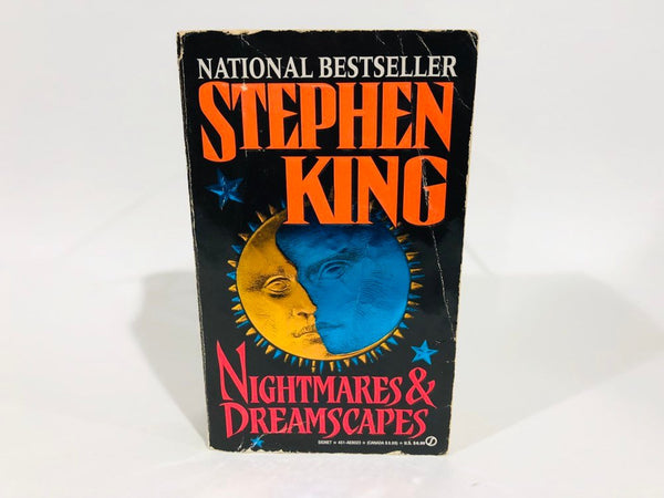 Nightmares & Dreamscapes by Stephen King 1994 Paperback Anthology