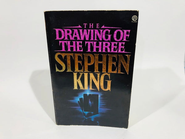 The Dark Tower - The Drawing of the Three by Stephen King 1989 Trade Softcover