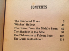 The Shuttered Room by H.P. Lovecraft 1973 Paperback Anthology - LaCreeperie