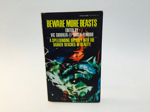 Beware More Beasts 1975 Paperback Anthology
