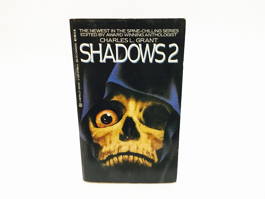 Shadows 2 - Charles L. Grant 1984 Paperback Anthology - LaCreeperie
