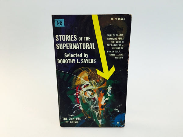 Stories of the Supernatural 1974 Paperback Anthology - LaCreeperie