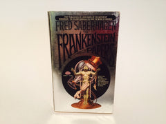 The Frankenstein Papers by Fred Saberhagen 1986 Paperback - LaCreeperie