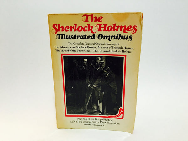 The Sherlock Holmes Illustrated Omnibus 1976 Softcover - LaCreeperie