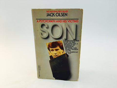 Son: A Psychopath and His Victims by Jack Olsen 1985 Paperback True Crime