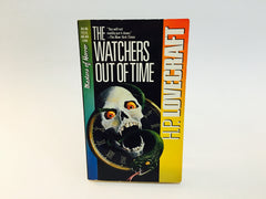 The Watchers Out of Time by H.P. Lovecraft 1996 Paperback - LaCreeperie