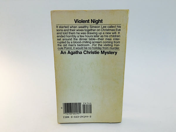 A Holiday For Murder By Agatha Christie 1980 Paperback Lacreeperie