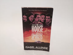 The House of the Spirits by Isabel Allende 1993 Movie Tie-In Edition Paperback - LaCreeperie