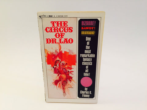 The Circus of Dr. Lao by Charles G. Finney 1964 Paperback