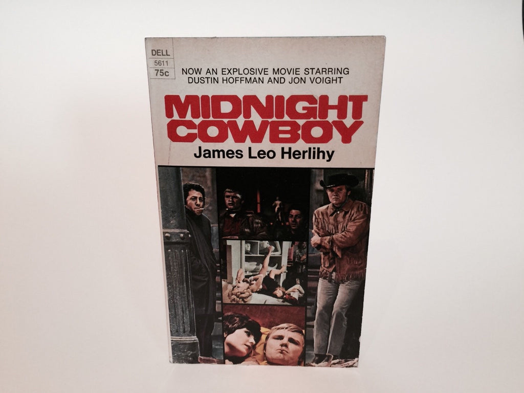 Midnight Cowboy by James Leo Herlihy 1969 Paperback - LaCreeperie