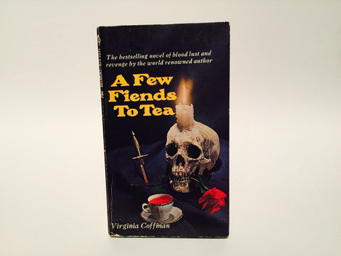 A Few Fiends To Tea by Virginia Coffman 1969 Paperback