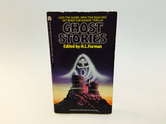 Ghost Stories Edited by A.L. Furman 1980s Paperback Anthology - LaCreeperie
