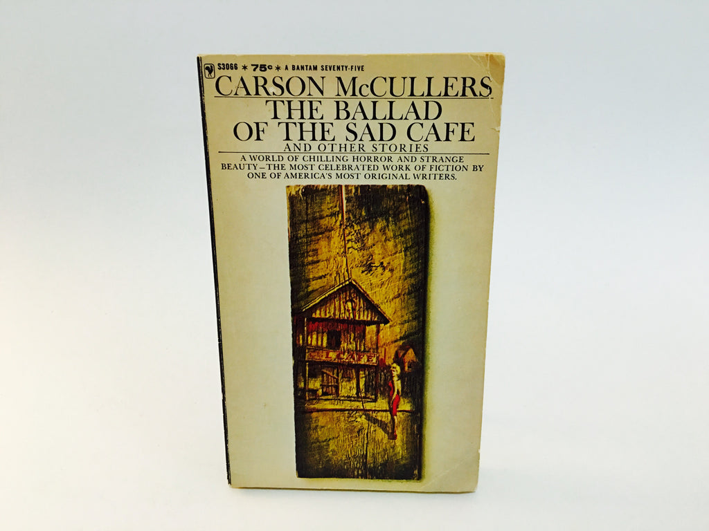The Ballad of the Sad Cafe by Carson McCullers 1964 Paperback Anthology - LaCreeperie