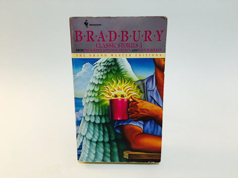 Classic Stories 1 by Ray Bradbury 1990 Paperback Anthology