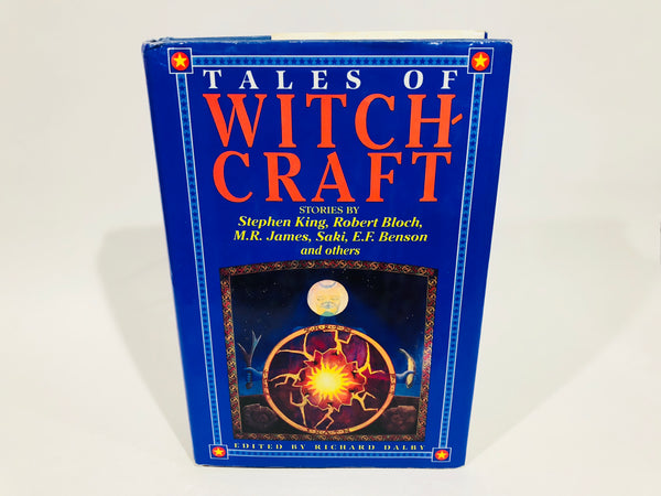 Tales of Witchcraft 1991 UK Edition Hardcover Anthology