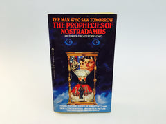 The Prophecies of Nostradamus 1983 Paperback Movie Tie-In Edition - LaCreeperie