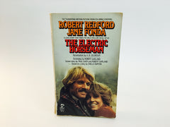 The Electric Horseman Film Novelization 1979 Paperback - LaCreeperie