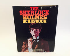 The Sherlock Holmes Scrapbook 1974 Hardcover - LaCreeperie