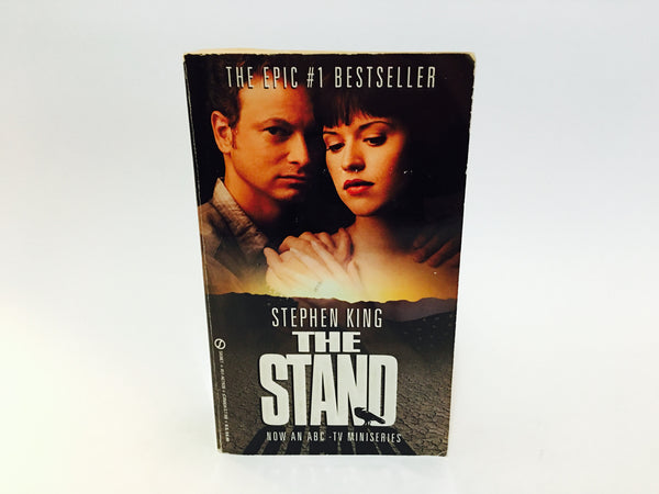 The Stand by Stephen King 1991 Paperback Complete & Uncut Edition - LaCreeperie