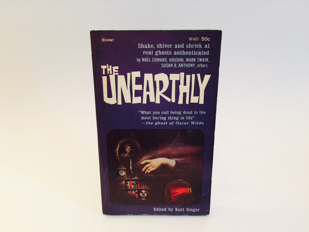 The Unearthly 1965 Paperback Anthology - LaCreeperie