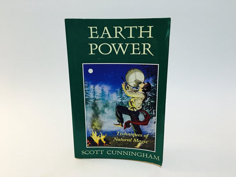 Earth Power by Scott Cunningham 2003 Softcover