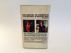 Deliverance by James Dickey 1972 Paperback Movie Tie-In Edition - LaCreeperie