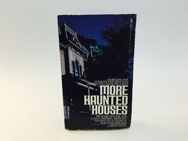 More Haunted Houses by Richard Winer & Nancy Ishmael 1981 Paperback - LaCreeperie