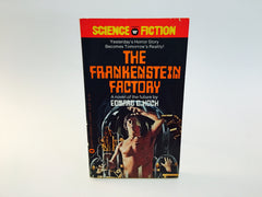 The Frankenstein Factory by Edward Hoch 1975 Paperback - LaCreeperie